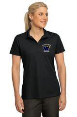Ladies Short Sleeve Sport Wicking Polo