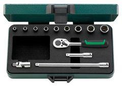 Stahlwille 96010119 40/9/4 1/4 Dr Socket Set