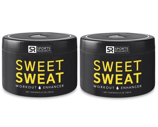 2 Sweet Sweat Jar (6.5oz) - $24.50 each