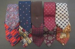 Christian Dior Tie Collection