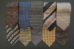 Bill Bass Tie Collection