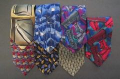 Jerry Garcia Tie Collection