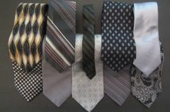 Black and Grey Tie Lot
