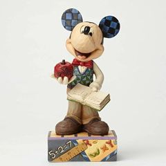 "Jim Shore- Disney Traditions ""Class Act"" Mickey Mouse"