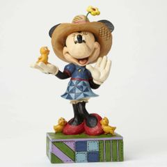 Country Life - Farmer Minnie Figurine