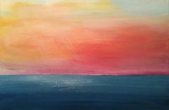 Evening Sky - Sold