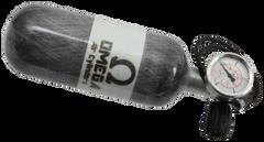 Omega Air Cylinder 18 cu\ft 4500psi Tank HP3 Valve