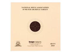 Kruger NRA 10 Meter Air Rifle Target