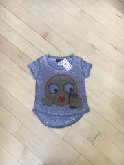 emoji with phone t shirt