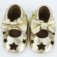 gold star moccasin
