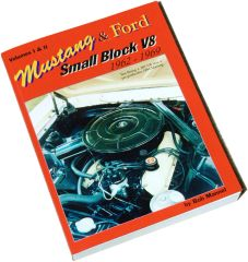 Mustang & Ford Small Block V8, 1962-1969 (Qty: 1 to 4 books, price per book)