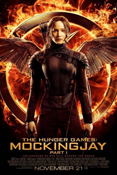 Hunger Games, The: Mocking Jay Part 1