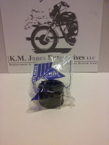 2928/123, Adapter, Rubber, Carb, MKII 38mm, Genuine AMAL (60-7076)