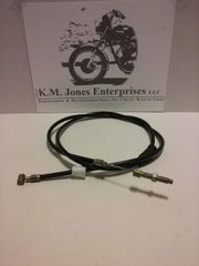 60-3925, Clutch Cable, Heavy Duty, NZ Made