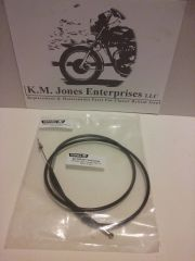 60-1819V / D1819, Cable, Throttle, T120, 1968-72, Made in UK