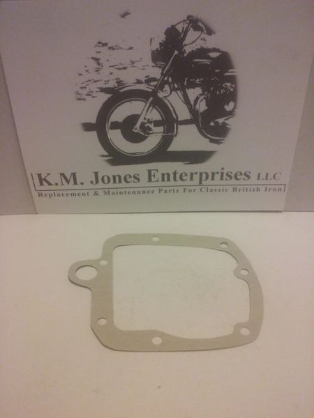 57-7012, Gasket, Inner Cover, T140, TR7, T150 1975 and later