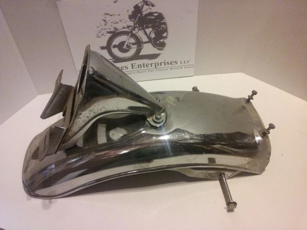 KMJ008, 1974 Honda CB550 Rear Fender, Used