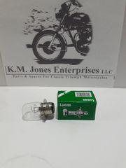 446 / 370, Main Bulb, Headlight, 12V, 50/40W, Lucas