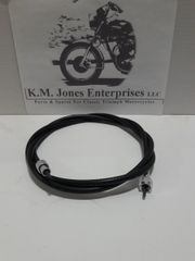 """DF9110/0056 (60-3249 / D3249), Speedometer cable 5'6"""", Made in UK"""