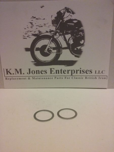 97-4166 / H4166, Washer, Fork Nut, Plain