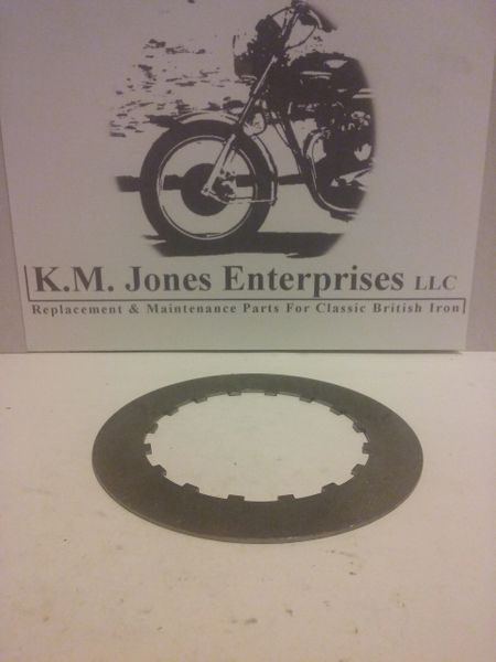 57-1363 / T1363, Clutch Plate, Driven, Steel, Made in USA