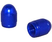 Knurled Bullet Blue