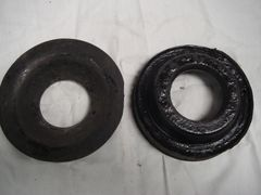 rear spring rubbers