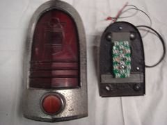 50 Mercury tail light LED