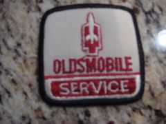 OLDS SERVICE BADGE