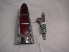 53 Stubaker tail light LED
