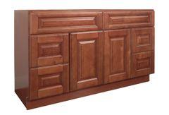 Maple Mocha Vanity Cabinet MM-4821D