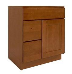 Honey Shaker Vanity Cabinet HS-3021DL