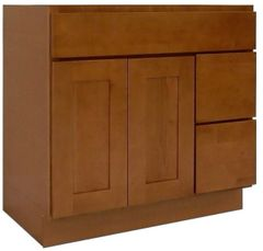 Honey Shaker Vanity Cabinet HS-4221DR