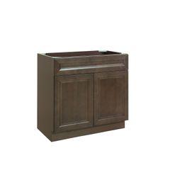 Cottage Ash Vanity Cabinet CA-2421