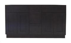 Beech Espresso Vanity Cabinet BE-6021DD