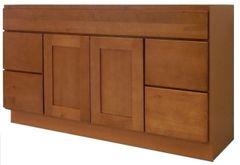 Honey Shaker Vanity Cabinet HS-6021D