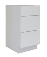 White Shaker Vanity Drawer Pack WS-V21
