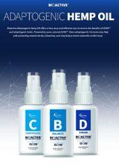 3 CBD Nano Mist Calm/Brain/Discomfort