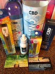 CBD Gift Bag 6item 149.99