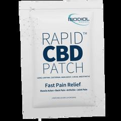 3 CBD Rapid Patchs