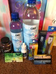 CBD Gift Bag 8 item 199.99