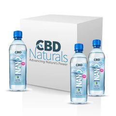 12CBD Water 9+ ph + 3 Vitamins 1 liter