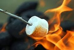 74 Toasted Marshmallow Incense Sticks