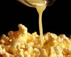 119 Buttered Popcorn Medium Gel