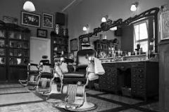 43 Barber Shop Small Gel