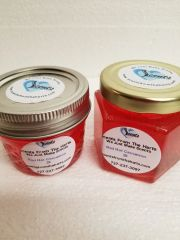 R28 Red Hot Cinnamon Gel Candle
