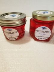 5 Rose Petal Gel Candle