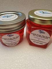 73 Cranberry Salsa Gel Candle