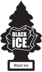 45 Black Ice Type Incense Cones