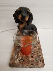 One of a Kind Dachshund Adjustable Electric Burner/Warmer